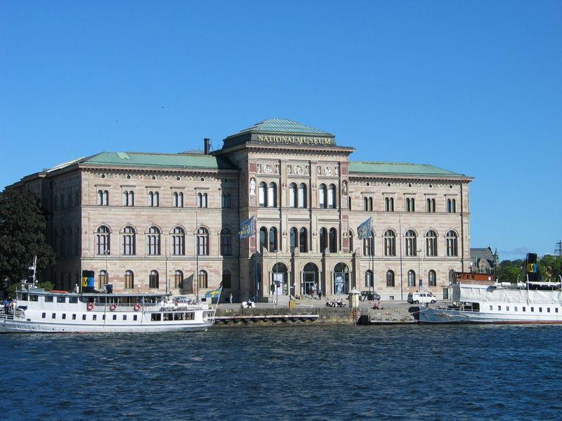 Из истории Национального музея Швеции