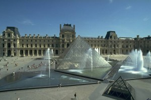 Из истории Лувра