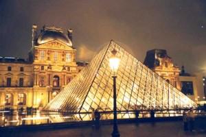Музеи мира Лувр
