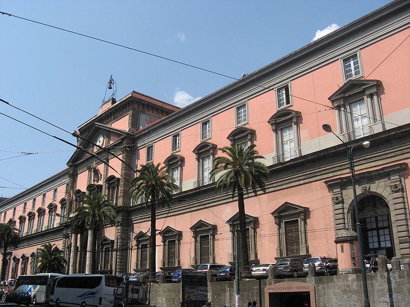 Национальный музей археологии в Неаполе